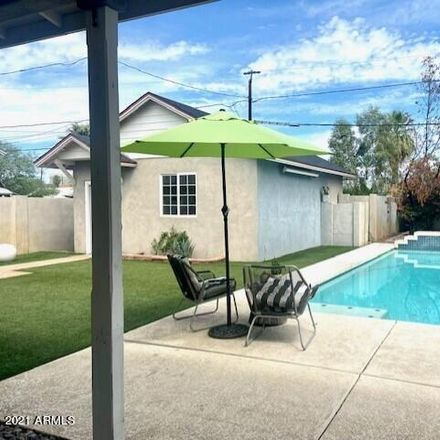 Rent this 3 bed house on 806 East Palm Lane in Phoenix, AZ 85006