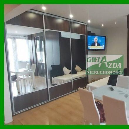 Rent this 2 bed apartment on Tysiąclecia 21 in 41-300 Dąbrowa Górnicza, Poland