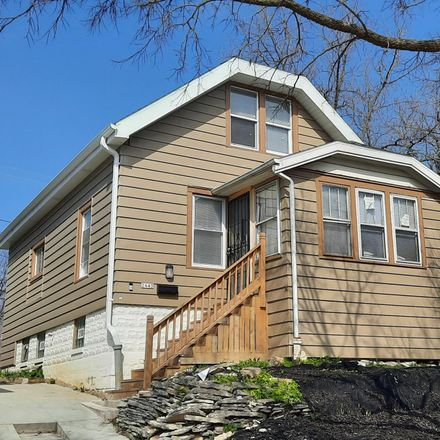 Rent this 3 bed house on 2443 North 53rd Street in Milwaukee, WI 53210
