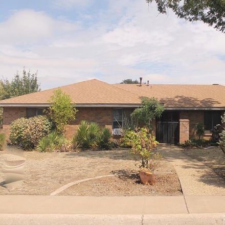 Rent this 3 bed house on Angelina Drive in Midland, TX 79707