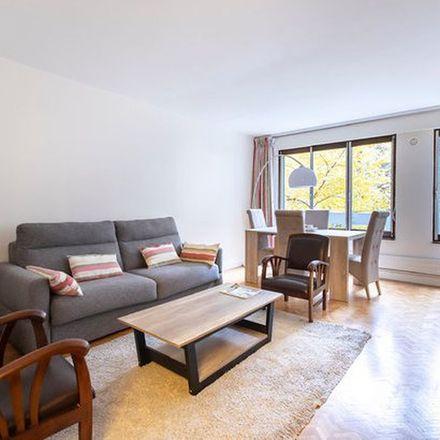 Rent this 2 bed apartment on 10 Avenue Daniel Lesueur in 75007 Paris, France