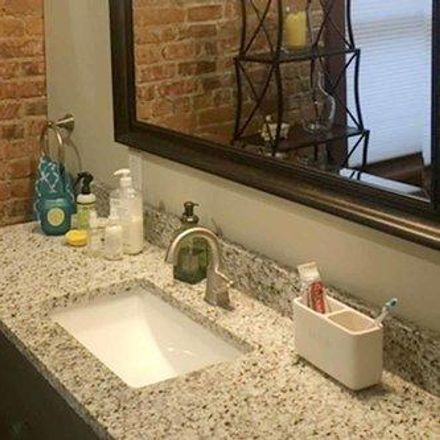 Rent this 1 bed apartment on 320 East Michigan Avenue in Kalamazoo, MI 49007