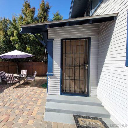 Rent this 2 bed house on 3969 Via de la Bandola in San Diego, CA 92173
