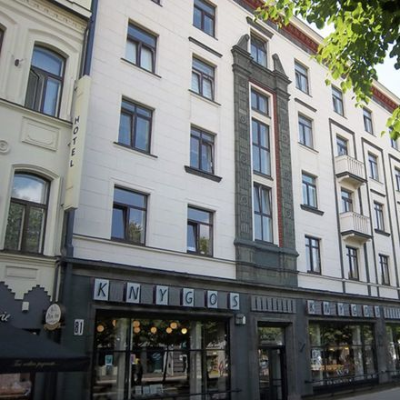 Rent this 3 bed room on Laisvės al. in Kaunas, Lithuania