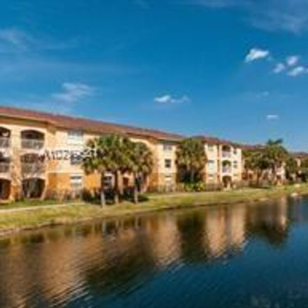 Rent this 3 bed condo on 9615 Northwest 1st Court in Pembroke Pines, FL 33024