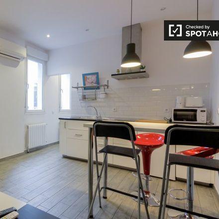 Rent this 1 bed apartment on Hostal Oxum in Calle de Hortaleza, 31