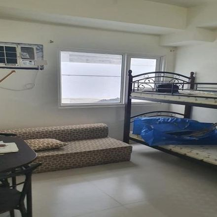 Rent this 0 bed condo on Army- Navy Burger+Burrito in Pearl Drive, Pasig