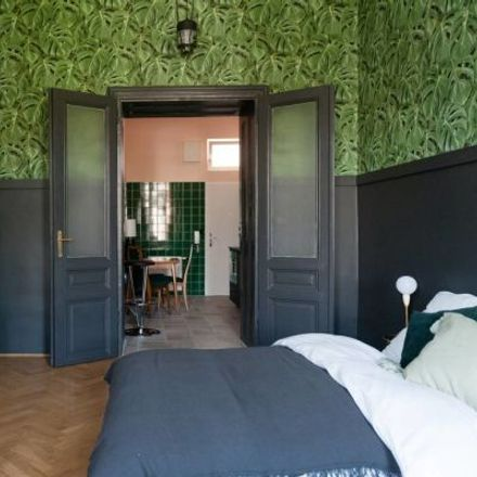 Rent this 1 bed apartment on Volkertplatz 12 in 1020 Vienna, Austria