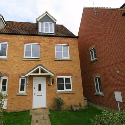 Rent this 3 bed house on Minsmere Close in Spalding PE11 3PD, United Kingdom