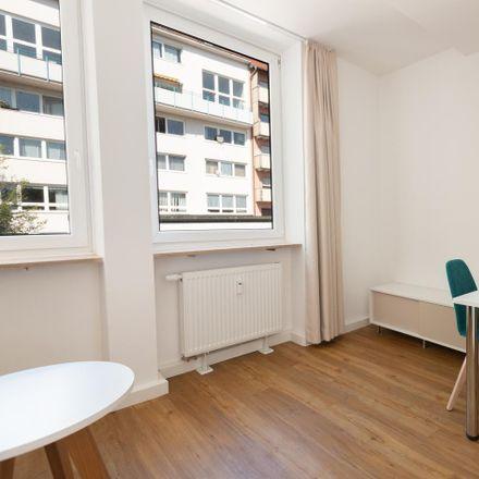 Rent this 1 bed apartment on Stresemannplatz 4 in 90489 Nuremberg, Germany