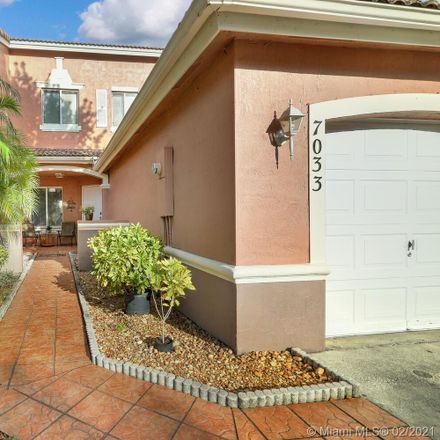 Rent this 2 bed house on 7033 Southwest 164th Court in Miami-Dade County, FL 33193