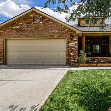 Rent this 4 bed house on 409 Mantle Court in Midland, TX 79706