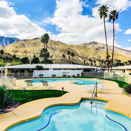 Rent this 2 bed condo on 2210 S Cll Palo Fierro in Palm Springs, CA