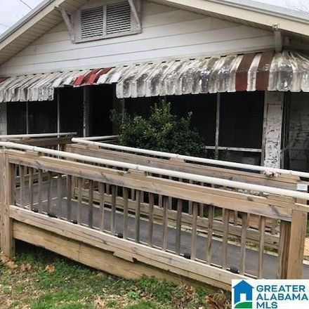 Rent this 3 bed house on 2191 Hill Drive in Tarrant, AL 35217