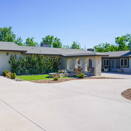 Rent this 4 bed house on 520 Day Lily Ct in Anthony, NM