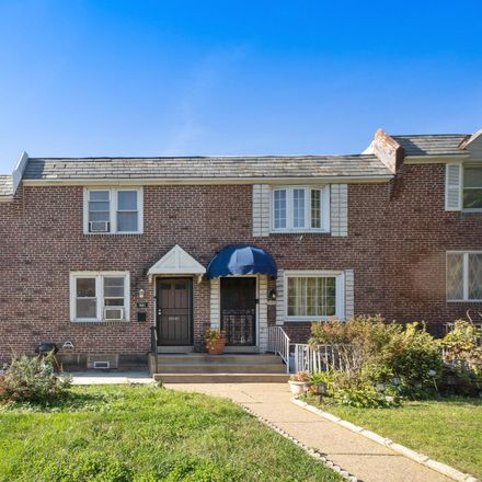 Rent this 3 bed townhouse on S 2nd St in Darby, PA