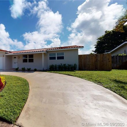 Rent this 4 bed house on 2201 North 52nd Avenue in Hollywood, FL 33021