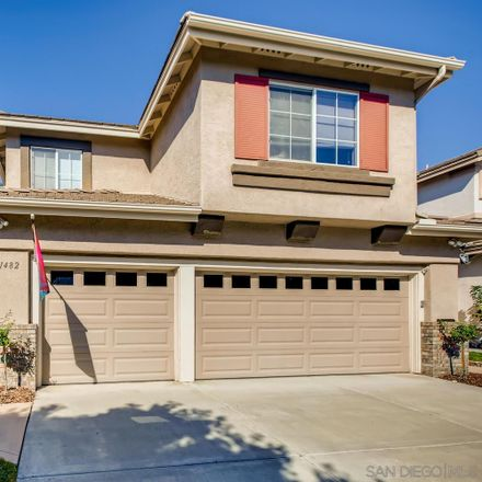 Rent this 5 bed house on 11482 Meadow Grass Lane in San Diego, CA 92128