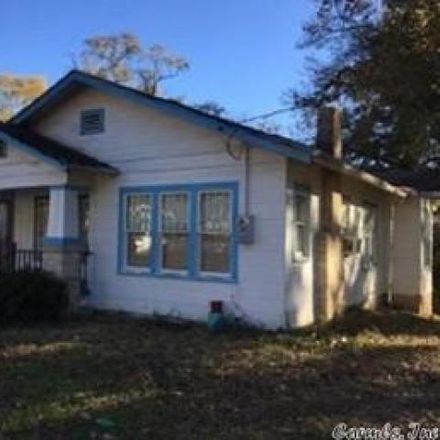 Rent this 2 bed house on 667 West Liberty Street in El Dorado, AR 71730