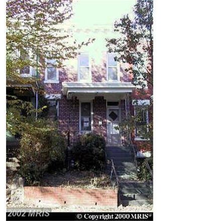 Rent this 4 bed townhouse on 629 Columbia Road Northwest in Washington, DC 20001