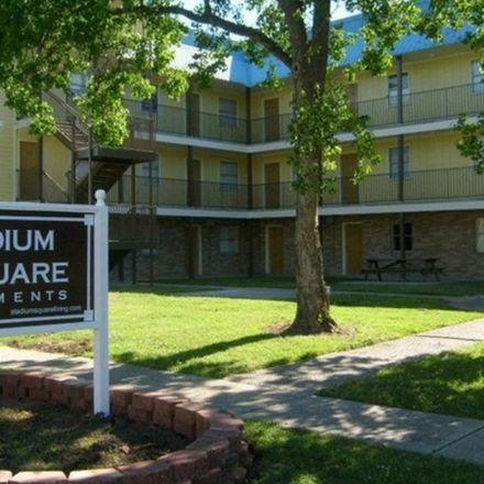 Rent this 1 bed apartment on Tigerland in Baton Rouge, LA 70803
