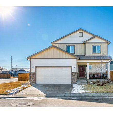 Rent this 3 bed house on Traildust Drive in Milliken, CO 80543