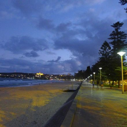 Rent this 1 bed apartment on Coles Car Park in Koorala Street, Manly Vale NSW 2093