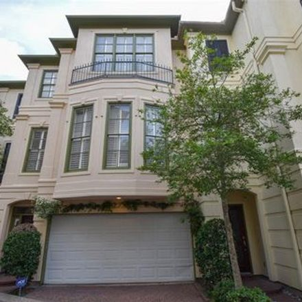 Rent this 4 bed apartment on Kindred in 2515 Waugh Drive, Houston