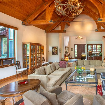 Rent this 4 bed house on 570 South Riverside Avenue in Aspen, CO 81611