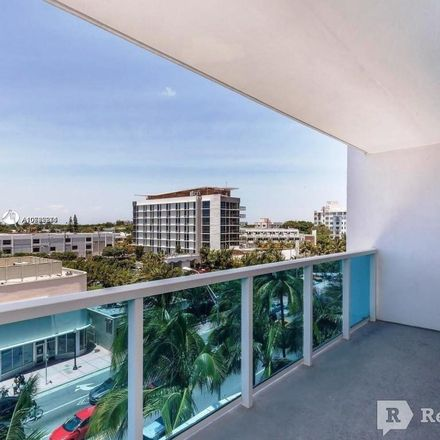 Rent this 2 bed apartment on 2301 Collins Avenue in Miami Beach, FL 33139