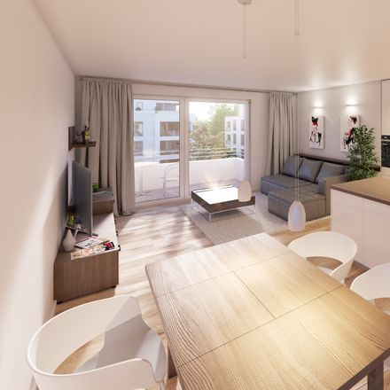 Rent this 4 bed condo on Am Judensand 27 in 55122 Mainz, Germany