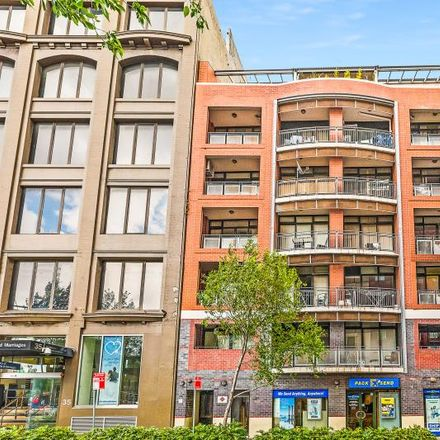 Rent this 1 bed apartment on 8/27 Regent Street