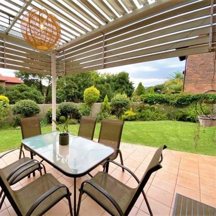 Rent this 3 bed townhouse on 37 Glenwood Road in Faerie Glen, Pretoria