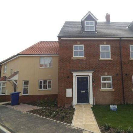 Rent this 3 bed house on Mortimer Road in West Suffolk IP32 7PF, United Kingdom