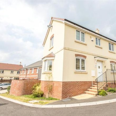 Rent this 3 bed house on 12 Medlar Close in Catbrain, BS10 7NF