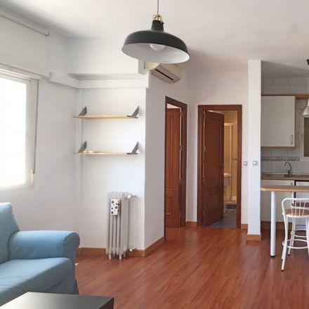 Rent this 1 bed apartment on Iglesia Cuerpo de Cristo in Don Pedro, Calle de Don Pedro