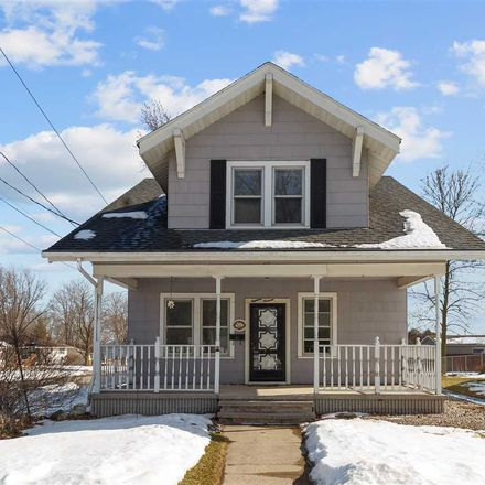 Rent this 3 bed house on 1814 Florence Street in Kaukauna, WI 54130