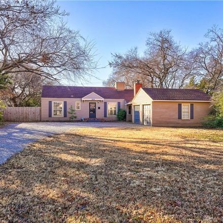 Rent this 3 bed house on 2808 Somerset Place in Oklahoma City, OK 73116