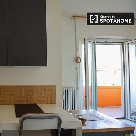 Rent this 1 bed apartment on Città Studi in Via Giovanni Celoria, 20133 Milan Milan