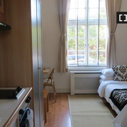Rent this 0 bed apartment on Spitfire in Beryl Road, London W6 8JT