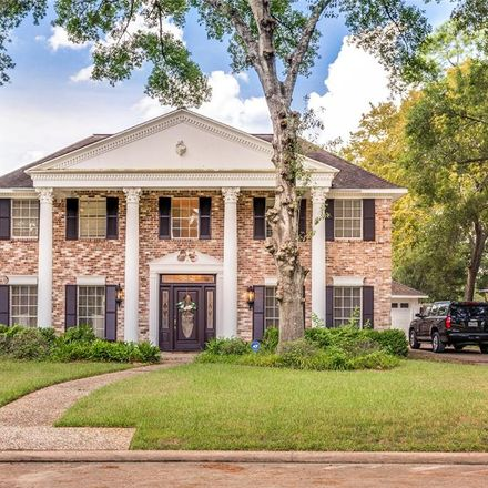 Rent this 5 bed house on 14842 La Quinta Lane in Houston, TX 77079