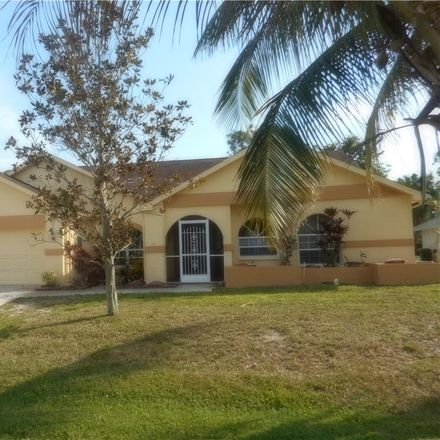 Rent this 3 bed house on Highland Pines Cir in Naples, FL