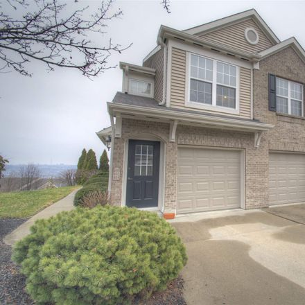 Rent this 3 bed condo on 404 Sunrise Court in Ludlow, KY 41016