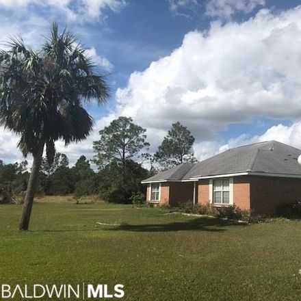 Rent this 3 bed house on 26759 Bruhn Rd in Elberta, AL