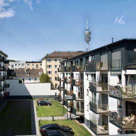Rent this 3 bed duplex on Munich in Bezirksteil Am Luitpoldpark, BAVARIA