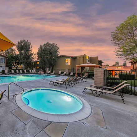 Rent this 2 bed apartment on Spruce Court in Cypress, CA 90630
