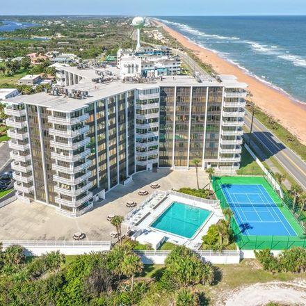 Rent this 3 bed apartment on S Oceanshore Blvd in Flagler Beach, FL