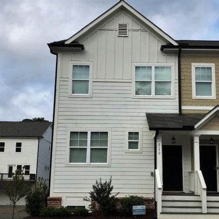 Rent this 3 bed townhouse on Wiggins Way in Atlanta, GA