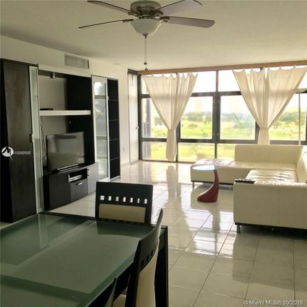 Rent this 2 bed condo on 20100 West Country Club Drive in Aventura, FL 33180