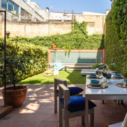 Rent this 7 bed apartment on Carrer de Solà in 23B, 08001 Barcelona